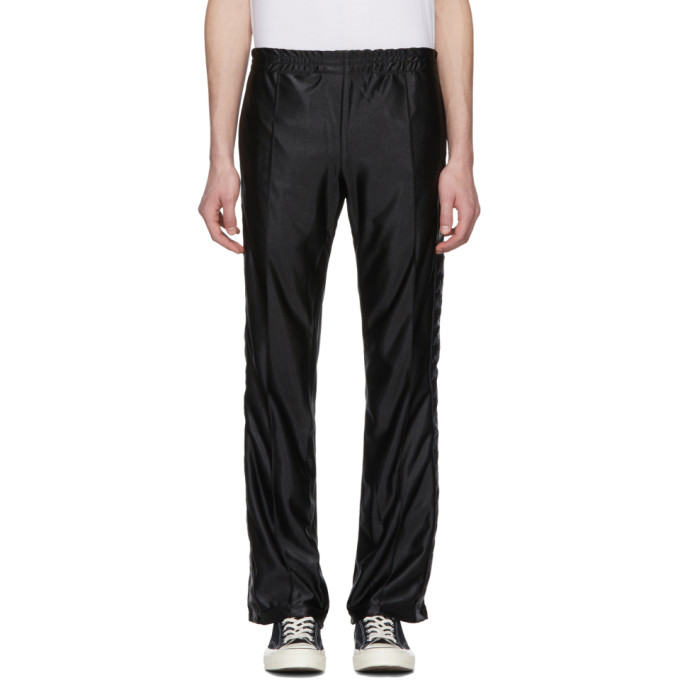 Image of Faith Connexion Black Kappa Edition Lounge Pants