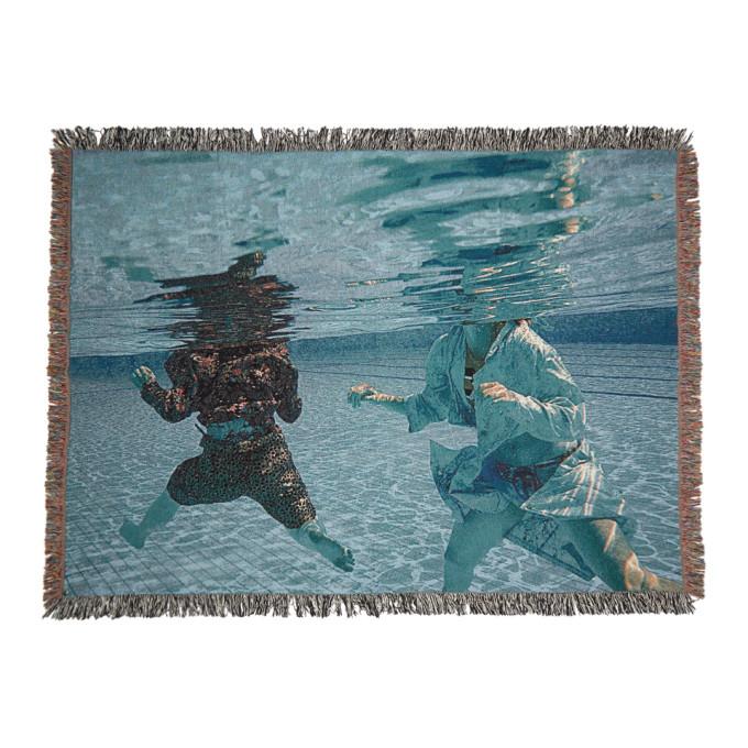 Image of Bless Multicolor Waterwalkers Blanket