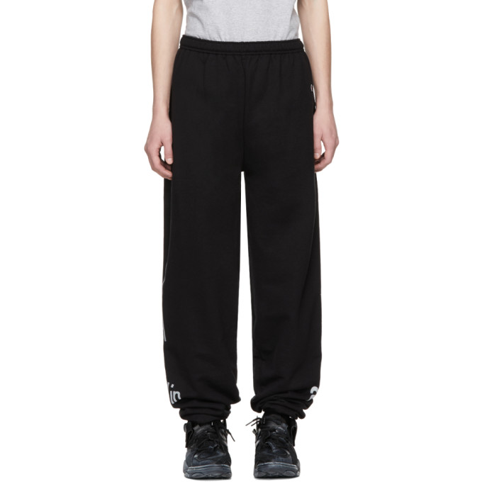 Image of all in Black Signal Lounge Pants