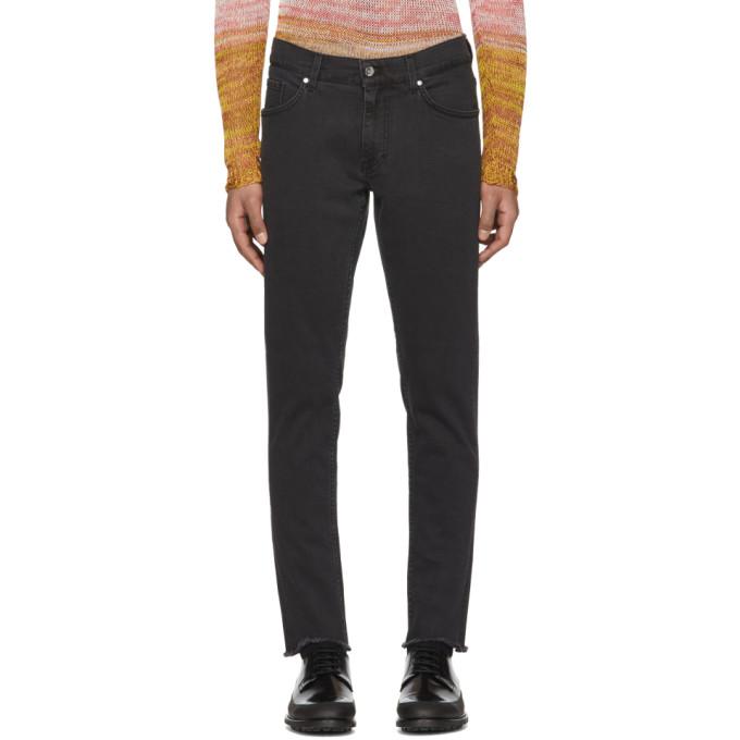 Image of Tiger of Sweden Jeans Black Evolve Jeans