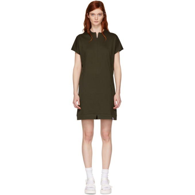 Image of adidas Originals XBYO Green Yamayo Dress