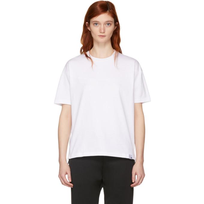 Image of adidas Originals XBYO White Satomi Nakamura Japanese Crafted T-Shirt