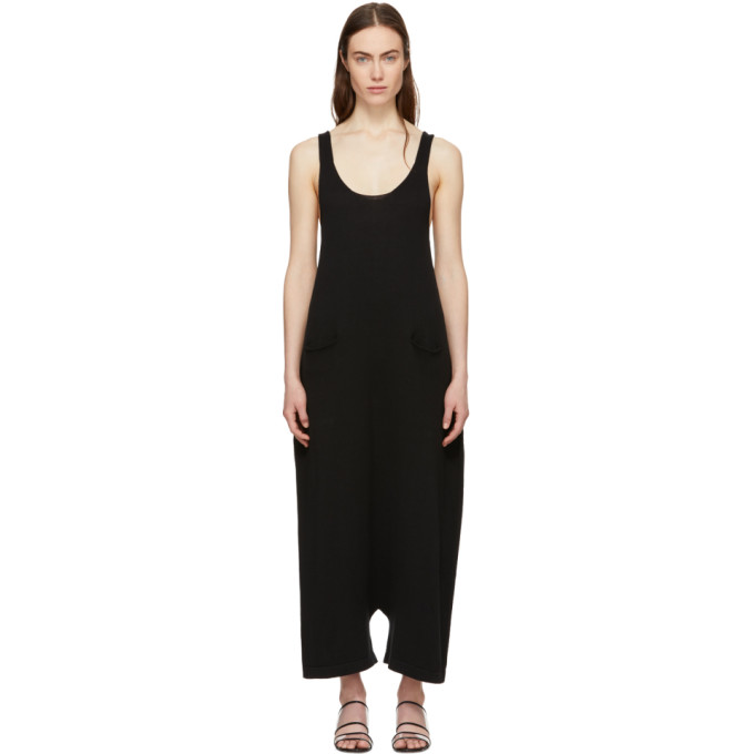 Lauren Manoogian Black Playa Jumpsuit