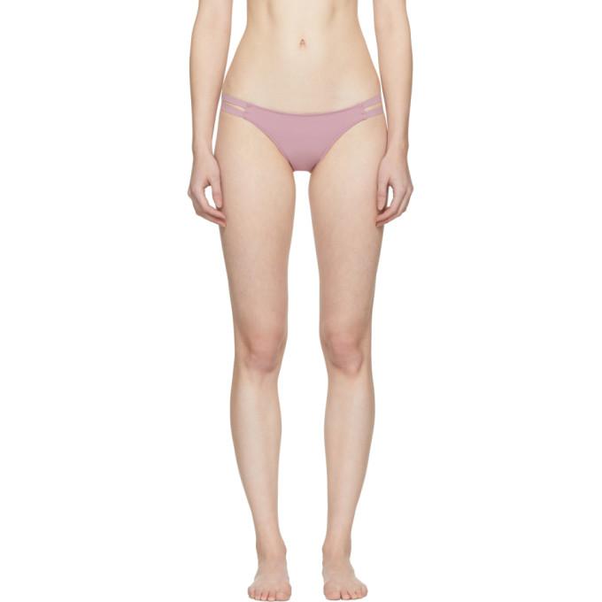 Image of Ward Whillas Pink Carmen Bikini Bottoms