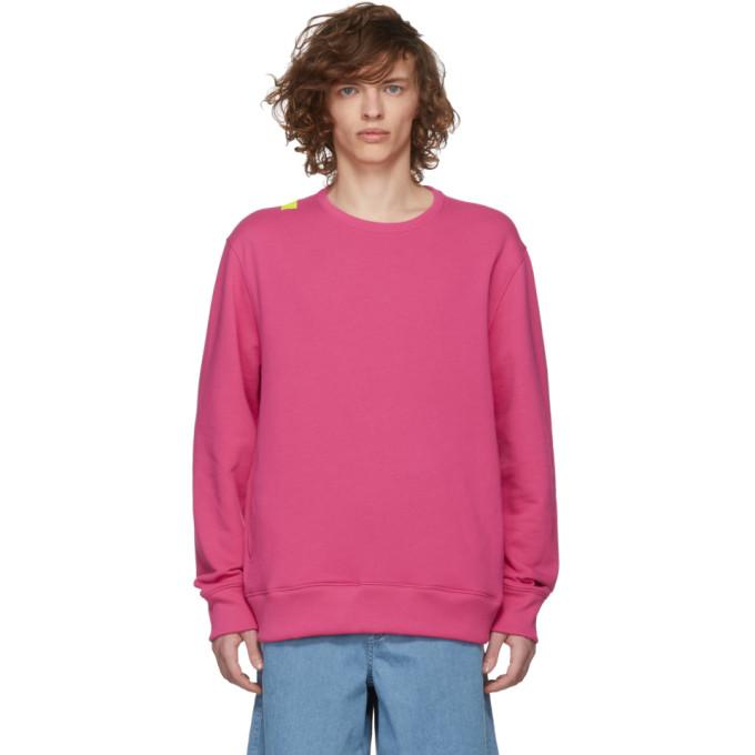 Image of Rochambeau Pink Core Sweatshirt