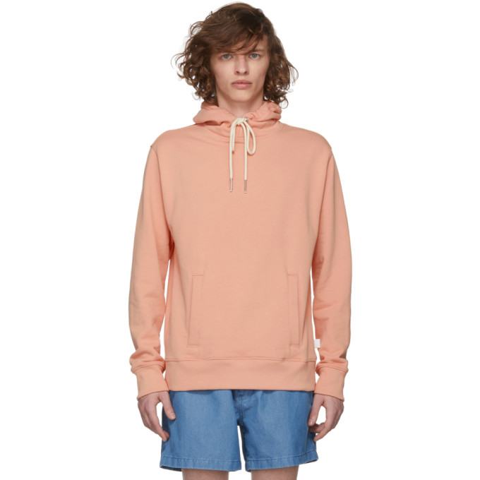 Image of Rochambeau Pink Core Hoodie
