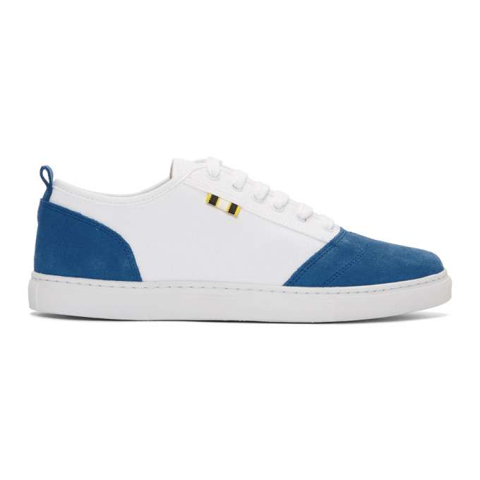 Aprix Blue & White APR-001 Sneakers
