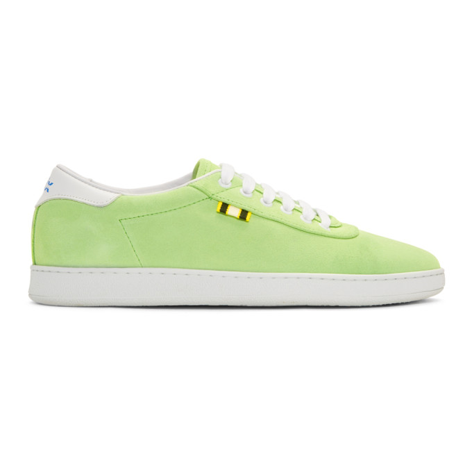 Image of Aprix Green APR-002 Sneakers