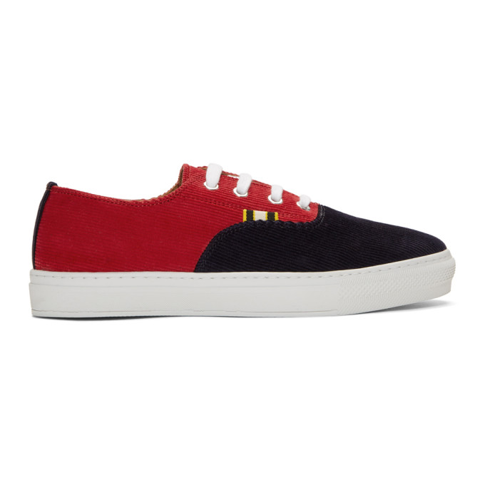 Aprix Red & Navy APR-005 Sneakers