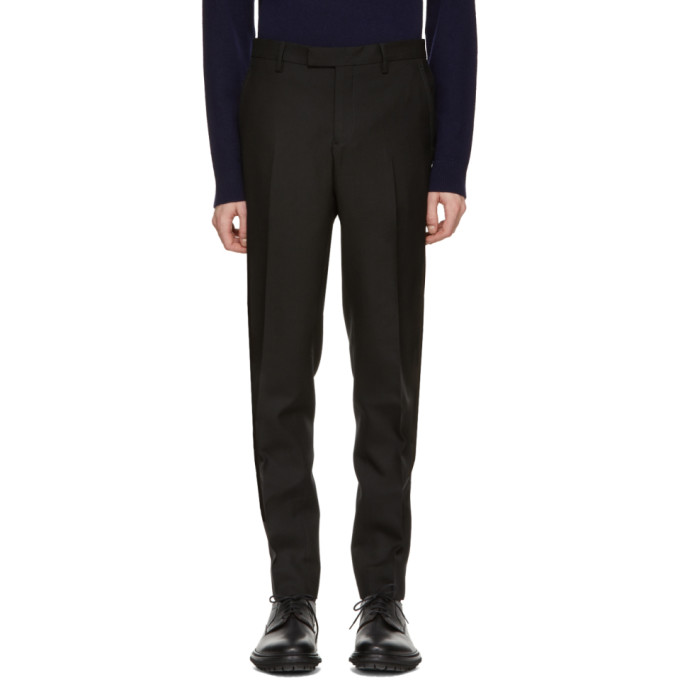 Image of Coach 1941 Black Wool Trousers