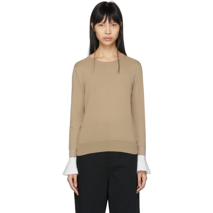 Kuho Beige Doni Pullover
