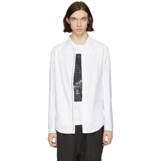 abasi rosborough male abasi rosborough white arc apres shirt
