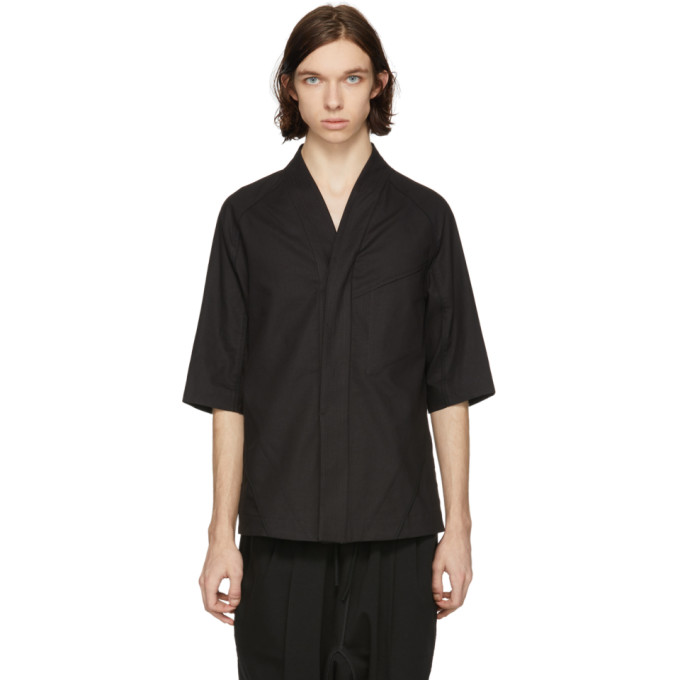 abasi rosborough male abasi rosborough black arc desert shirt