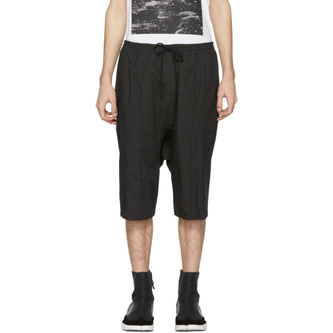 abasi rosborough male abasi rosborough black arc kyoto shorts