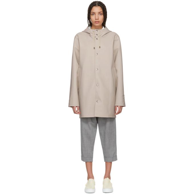 Image of Stutterheim Beige Stockholm Raincoat