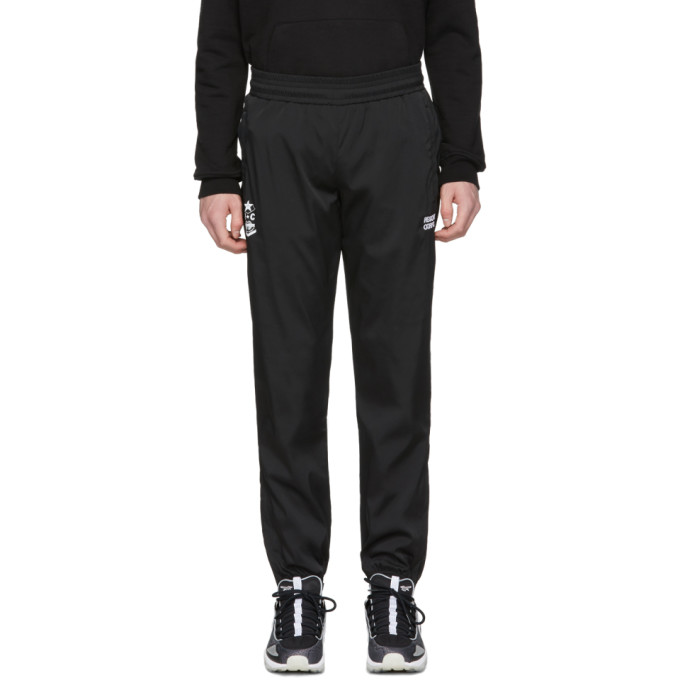 Image of Resort Corps Black 'Save Me From Judgement' Lounge Pants