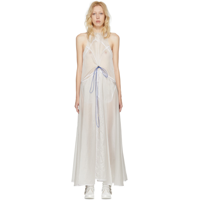 Image of Ovelia Transtoto Transparent Pact Dress