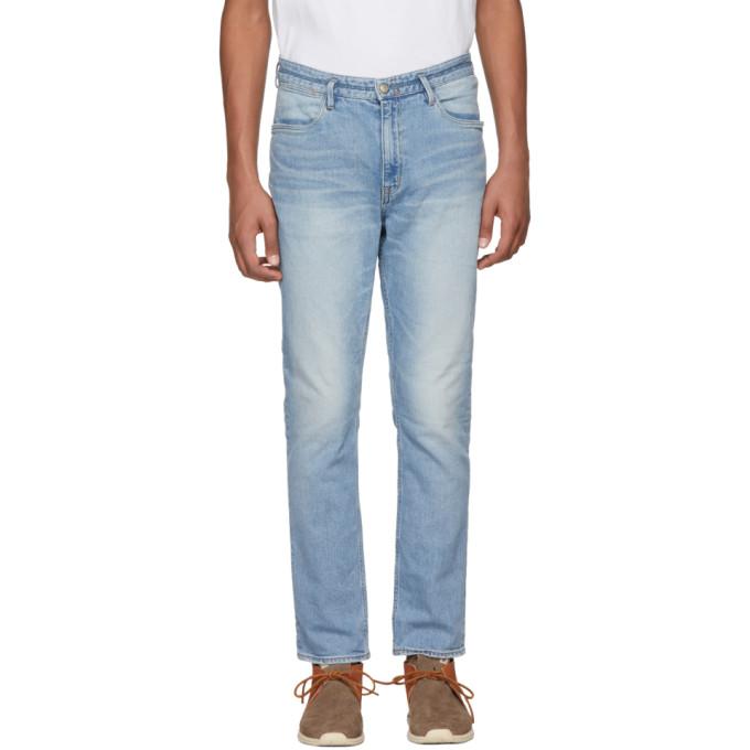 Image of nonnative Indigo Dweller Jeans