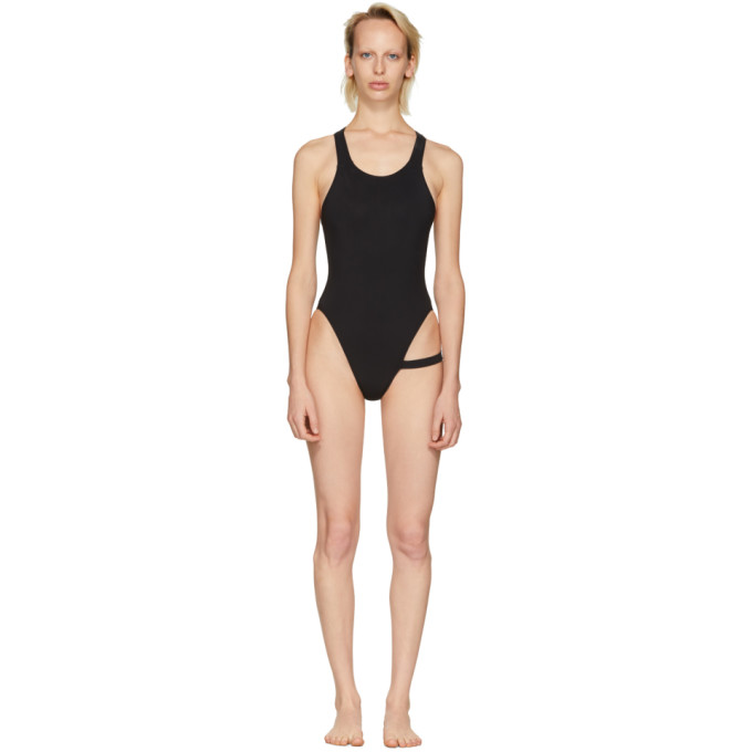 Image of Marieyat Black Shanice One-Piece Swimsuit