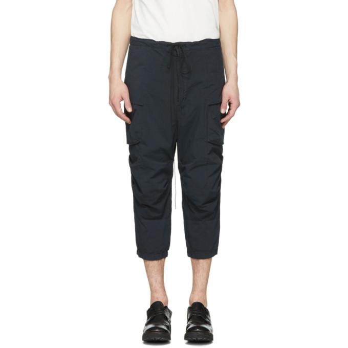Image of The Viridi-anne Black Cargo Pants
