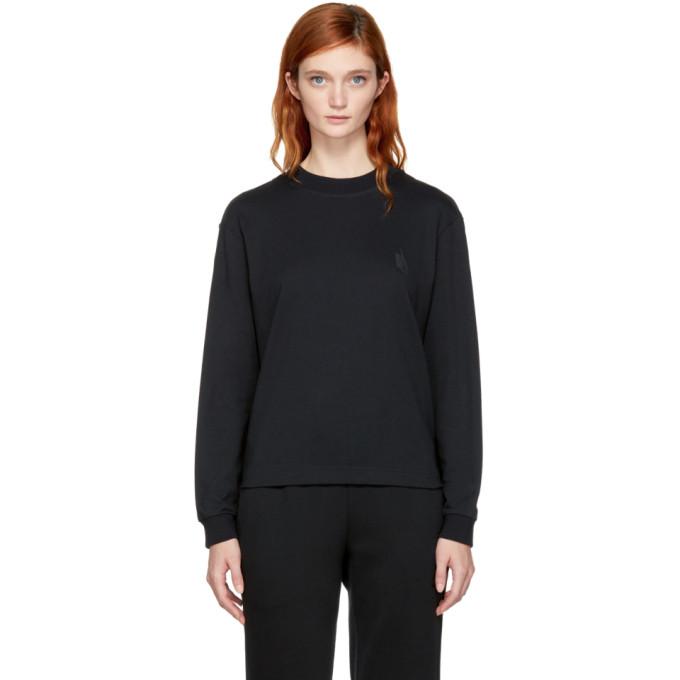 Image of NikeLab Black Essentials Mock Neck Sweatshirt