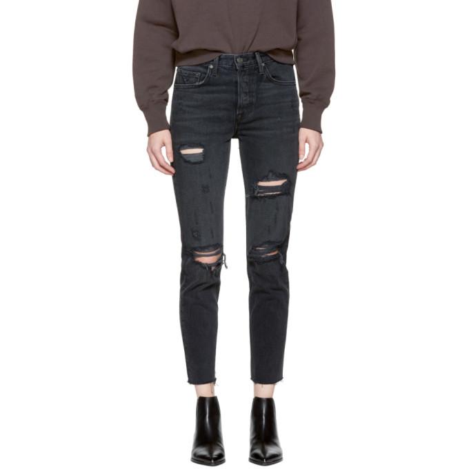 Image of Grlfrnd Black Karolina Jeans