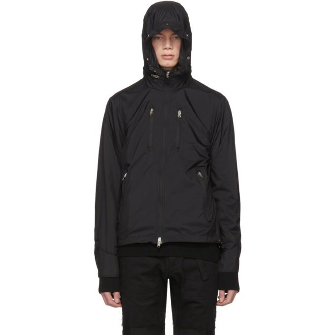 TAKAHIROMIYASHITA TheSoloist. Black Rain Jacket