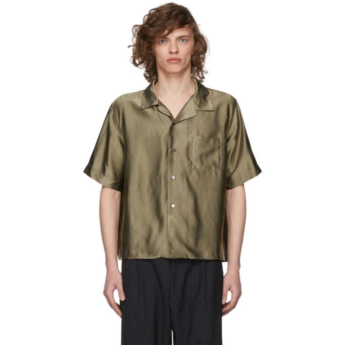 GmbH Gold Luka Bowling Shirt