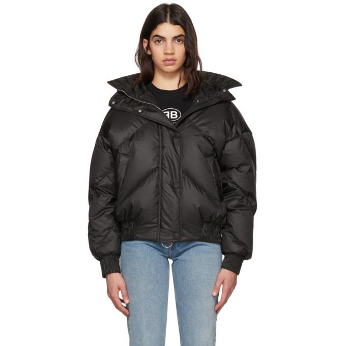 Image of Ienki Ienki Black Dunlop Down Puffer Jacket