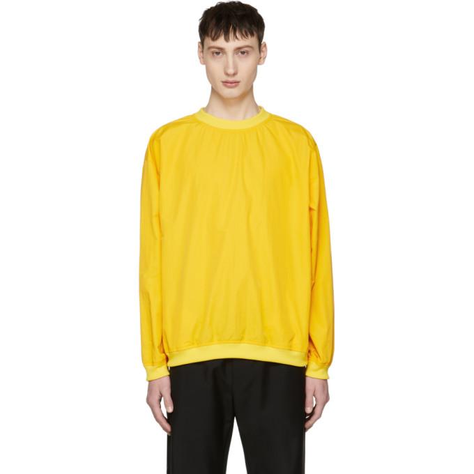 Image of paa Gold Windbreaker Sweater