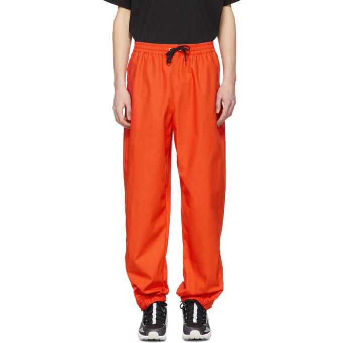 Image of Landlord Orange Ripstop Lounge Pants