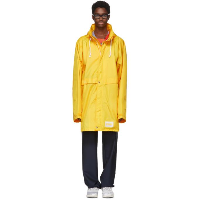 NAPA by Martine Rose Yellow Rainforest OP Alpha Jacket