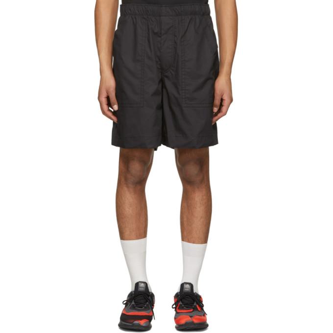 Image of N.Hoolywood Black Compile Shorts