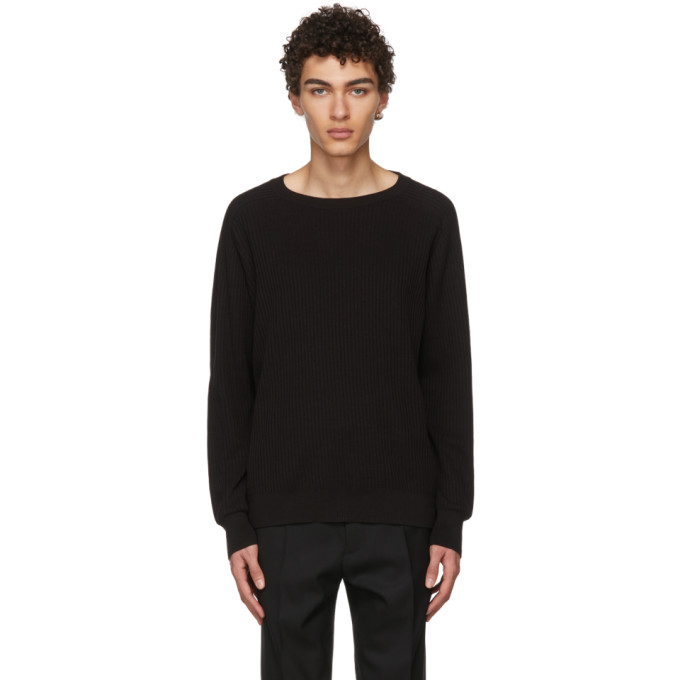 Image of HOPE Black Compose Sweater