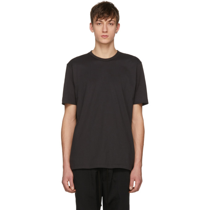 Image of Ziggy Chen Black Jersey T-Shirt