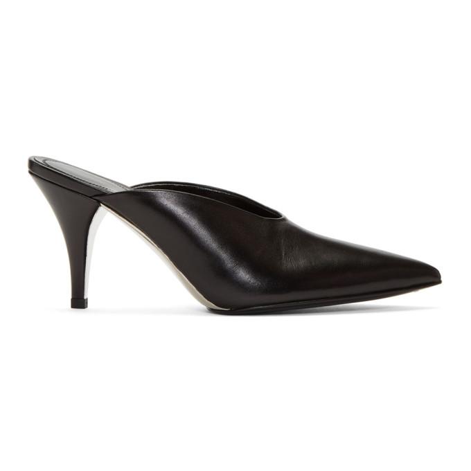 Calvin Klein 205W39NYC Black Rosylnn Heels