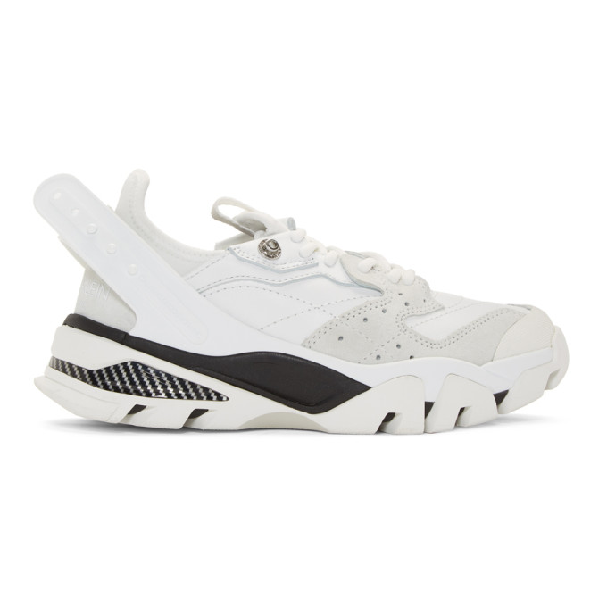 Calvin Klein 205W39NYC White Carla Sneakers