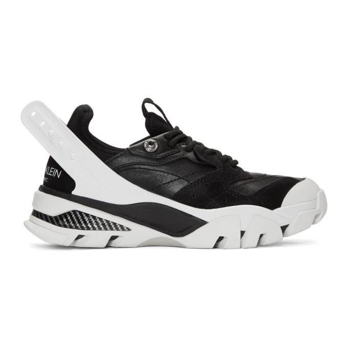 Calvin Klein 205W39NYC Black & White Carla Sneakers