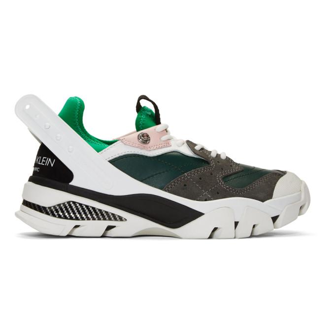 Calvin Klein 205W39NYC Multicolor Carla Sneakers