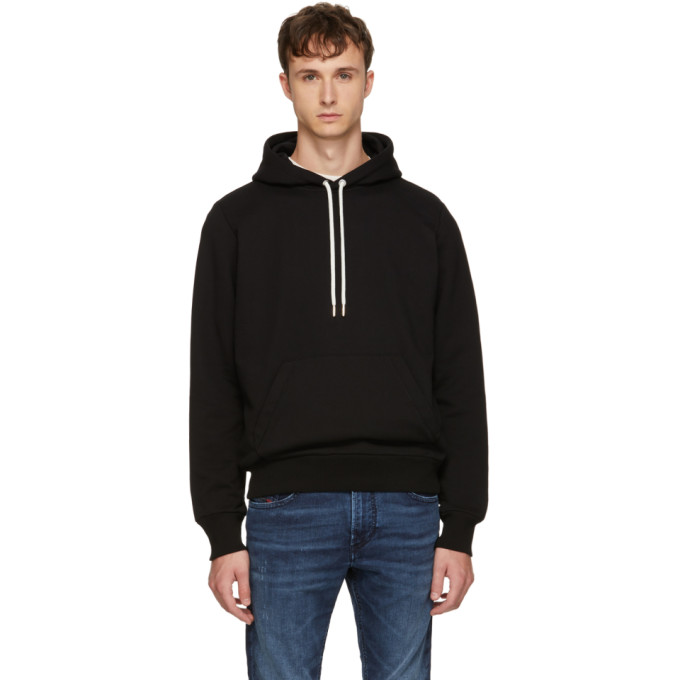 Diesel Black S Palmy Only The Brave Hoodie