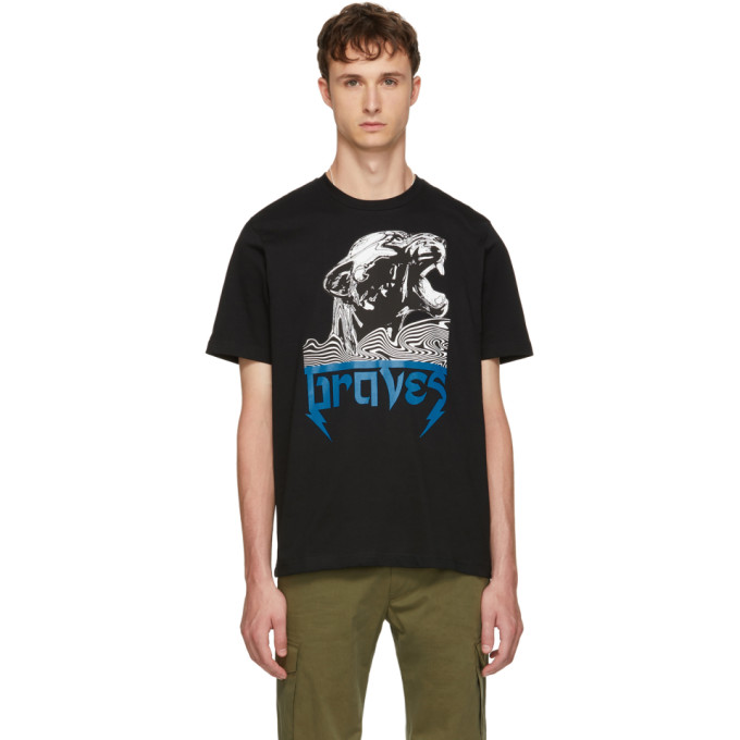 Diesel Black T-Just WI T-Shirt