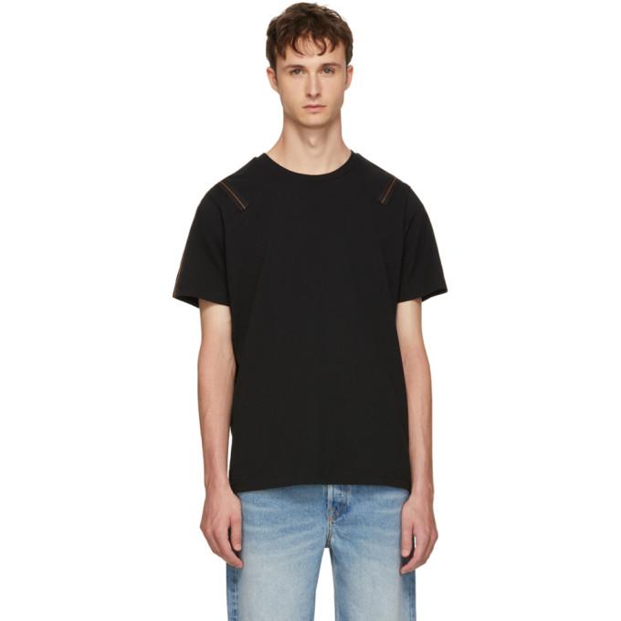 Diesel Black T-Just Tape T-Shirt