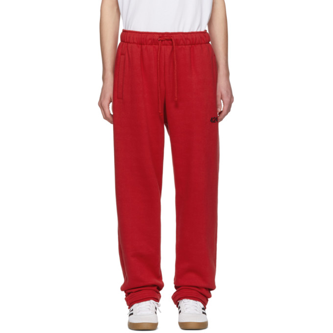 424 Red Alias Lounge Pants