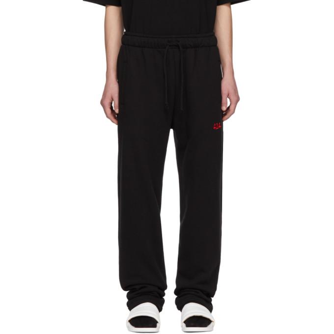 Image of 424 Black Alias Lounge Pants