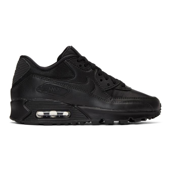 Nike Black Air Max 90 Sneakers