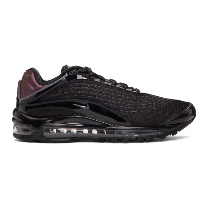 Nike Black Air Max Deluxe Sneakers