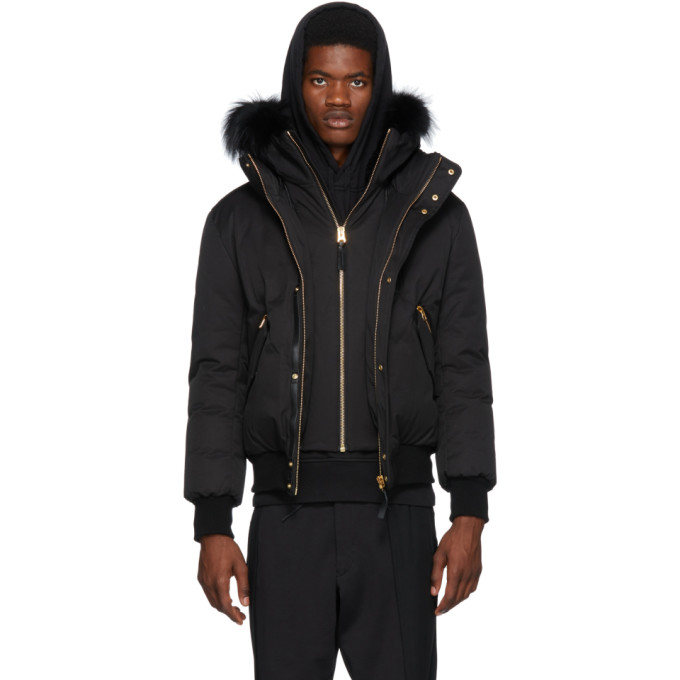 Image of Mackage Black Down Dixon Jacket