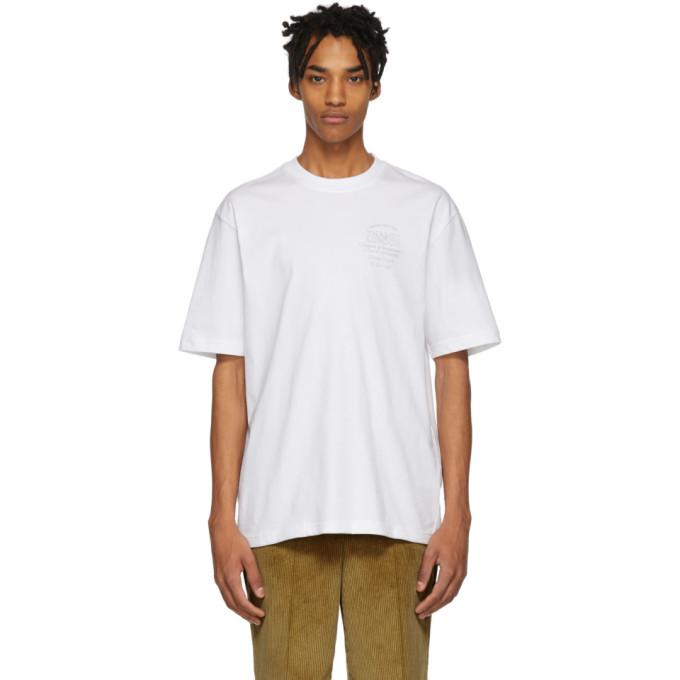 THAMES Thames White Plaque T-Shirt