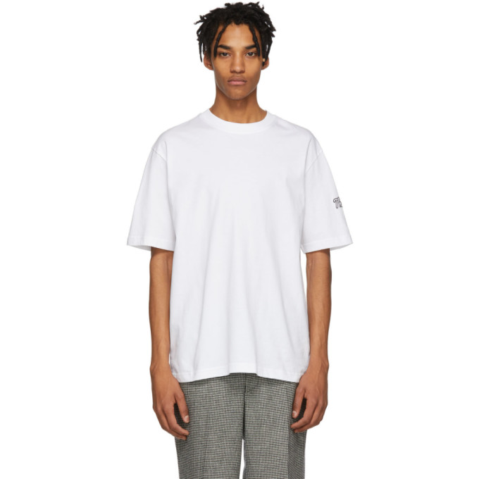 THAMES Thames White Wedlock T-Shirt