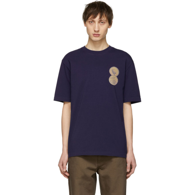 Image of Thames Navy GBP T-Shirt